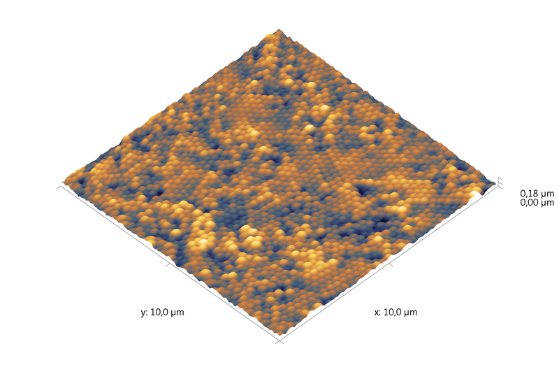 сканируется цветное изображение размером 10x10