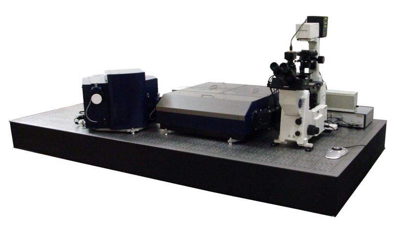 Centaur I HR - АСМ/Раман конфокальный лазерный микроскоп спектрометр
