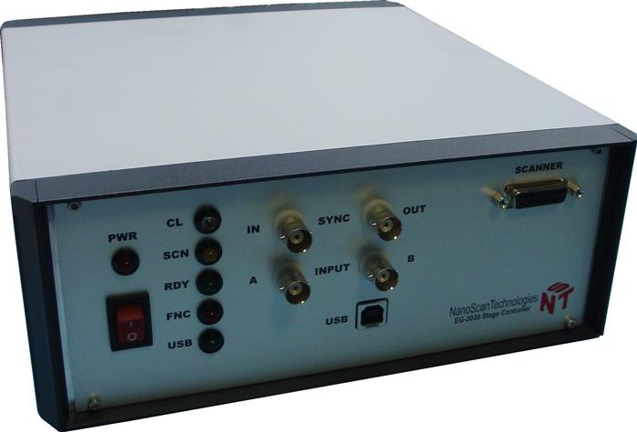 Positioner controller EG-1000